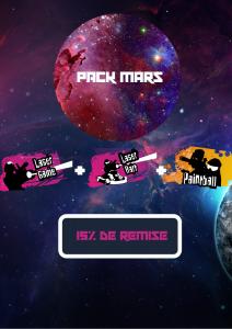 Pack Mars